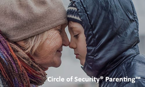 Resources for Resilience, Offerings, Circle of Security Parenting